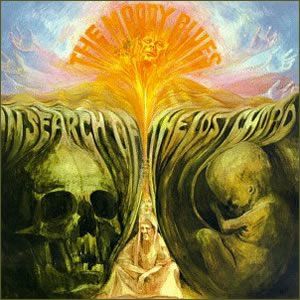 In Search of the Lost Chord by Moody Blues