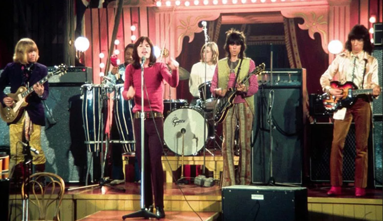 Rolling Stones in 1968