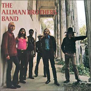 The Allman Brothers Band 1969 debut album