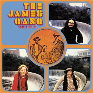 Yer Album by the James Gang