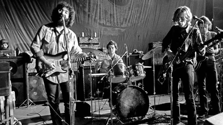 Grateful Dead in 1969