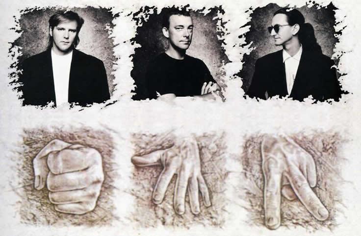 Rush, rock paper scissors