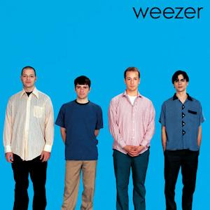 Weezer 1994 debut album