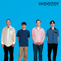 """Weezer's """"blue album"""""""