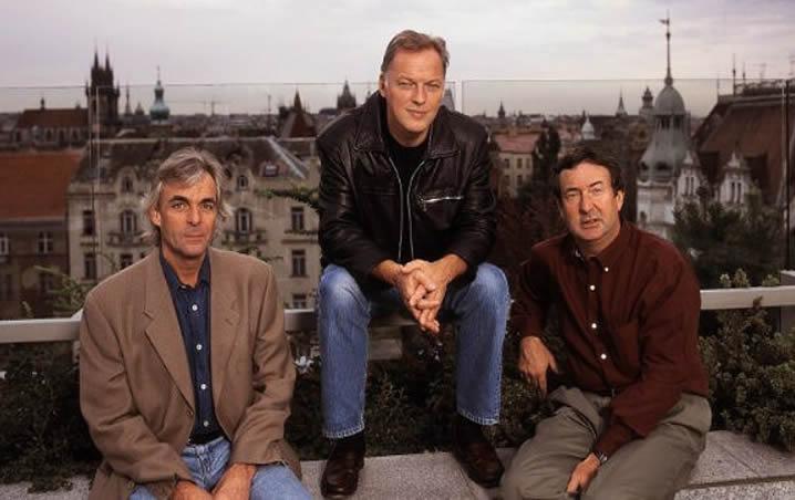 Pink Floyd in 1994