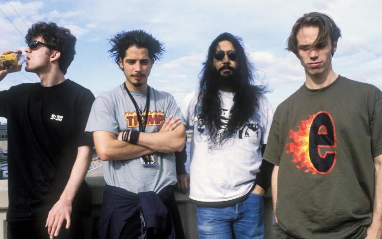 Soundgarden in 1994