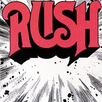 Rush 1974 debut album