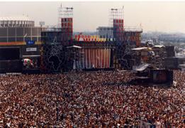 Live Aid, Philadelphia