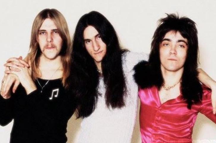 Rush in 1974