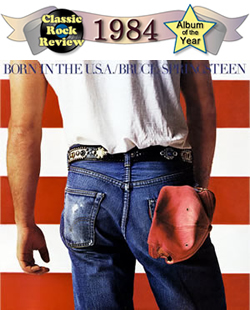 Born In the USA by Bruce Spingsteen