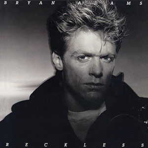 Reckless by Bryan Adams