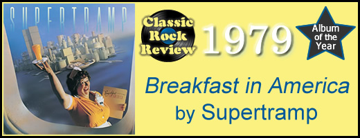 Breakfast In America by Supertramp, 1979 Album of the Year