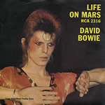 Life On Mars by David Bowie