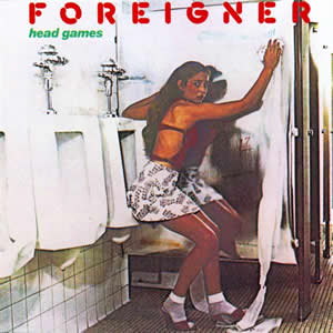 Head Games by Foreigner