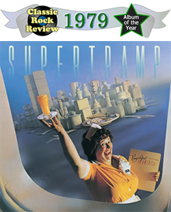 Breakfast In America y Supertramp, 1979 Album of the Year