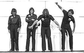 Pink Floyd in 1980