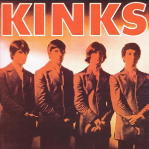 The Kinks 1964 album
