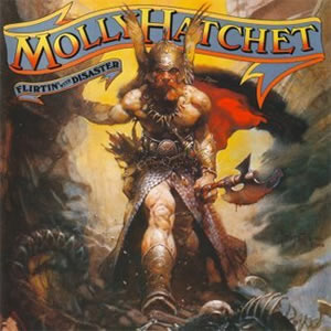 Flirtin' With Disasterby Molly Hatchet