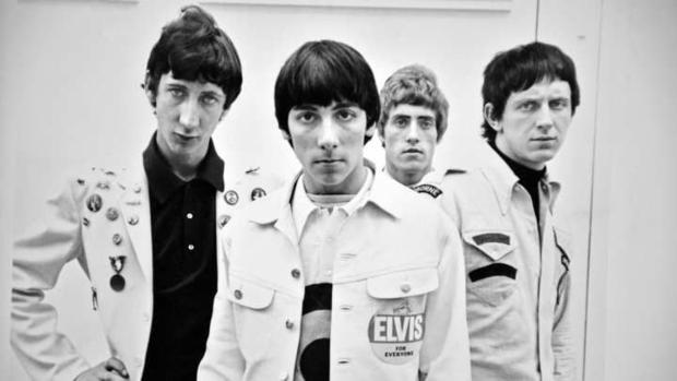The Who in 1964