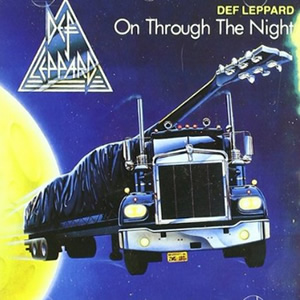 On Through the Nightby Def Leppard