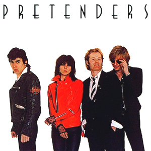 The Pretenders debut album