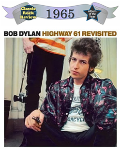 Highway 61 Revisited, Album of the Year