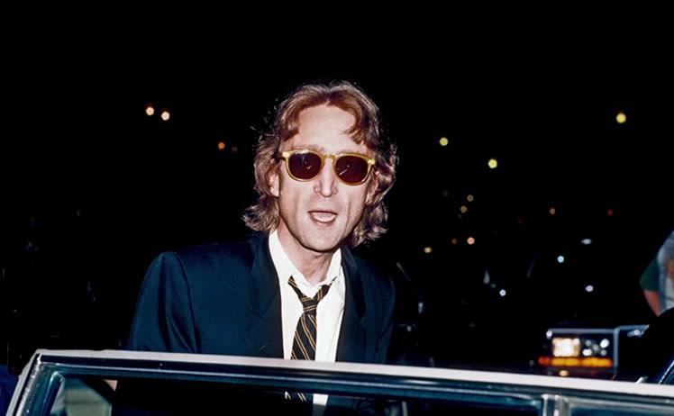 John Lennon in 1980