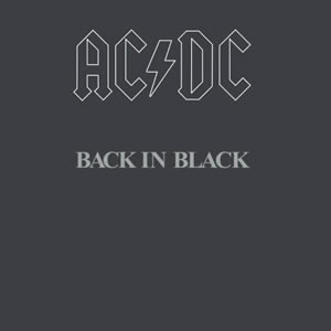 Back In Black by AC-DC