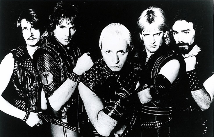 Judas Priest 1980