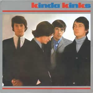 Kinda Kinks by The Kinks