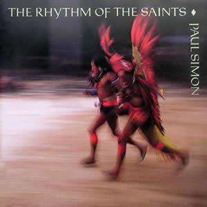 The Rhythm of the Saints by Paul Simon
