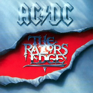 The Razors Edge by AC-DC