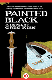 Painted Black by Greg Kihn book cover