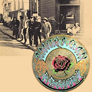 Grateful Dead 1970 albums