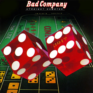 Straight Shooter by Bad Company