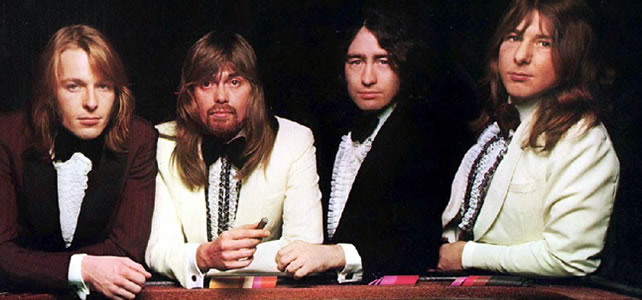 Bad Company in 1975