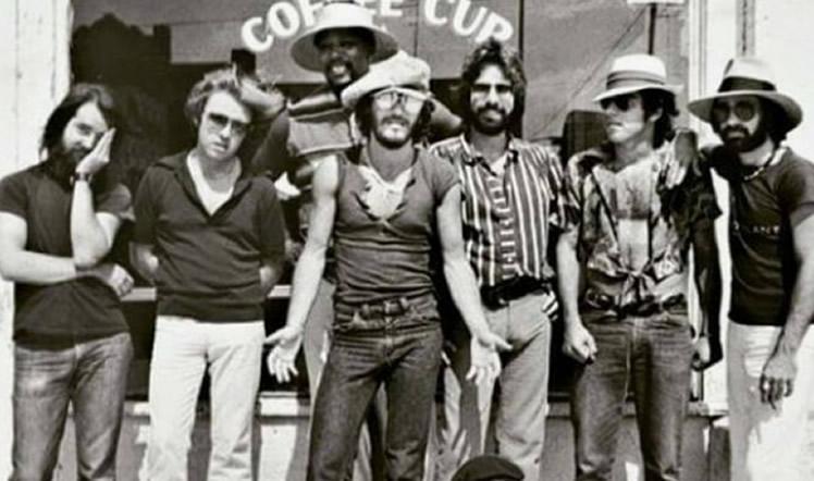 E Street Band 1975