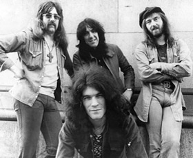 Nazareth in 1975