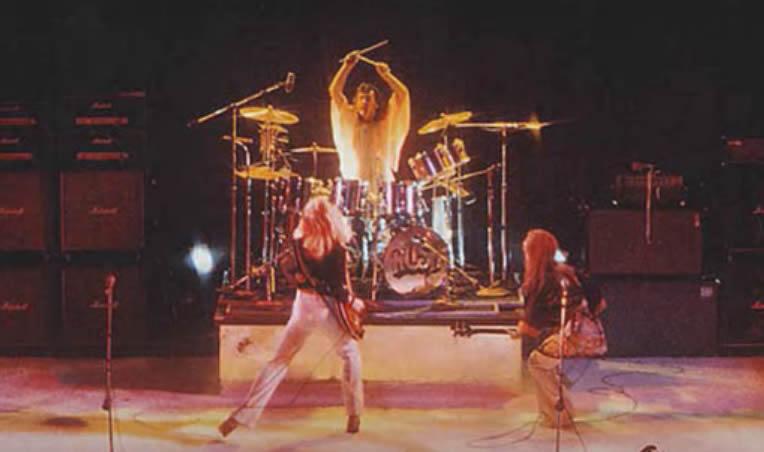 Rush Live 1975