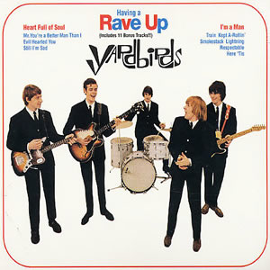 Having a Rave Up by The Yardbirds