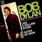 Like a Rolling Stone single by Bob Dylan
