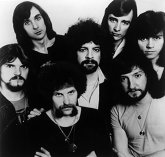 Electric Light Orchestra in 1970