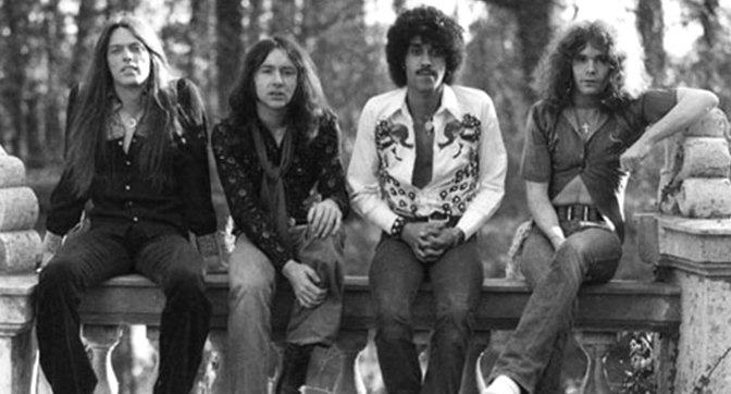 Thin Lizzy in 1976