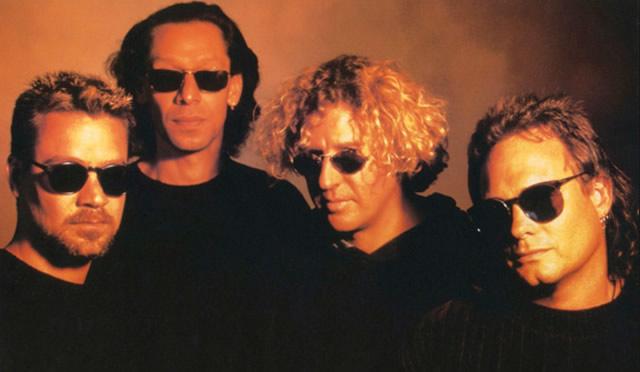 Van Halen in 1995