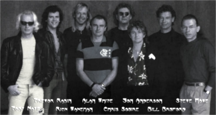 Yes Union lineup, 1991