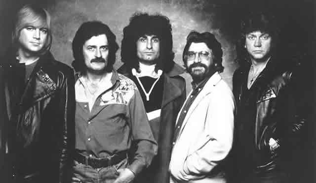 The Moody Blues in 1981