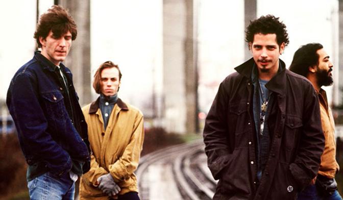Soundgarden in 1996