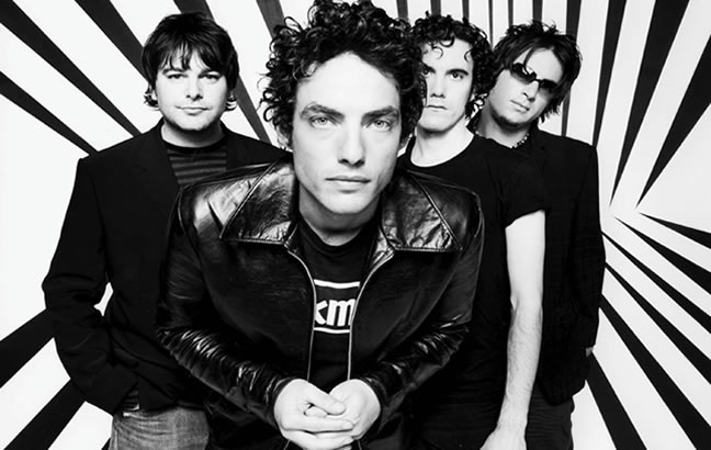 The Wallflowers in 1996
