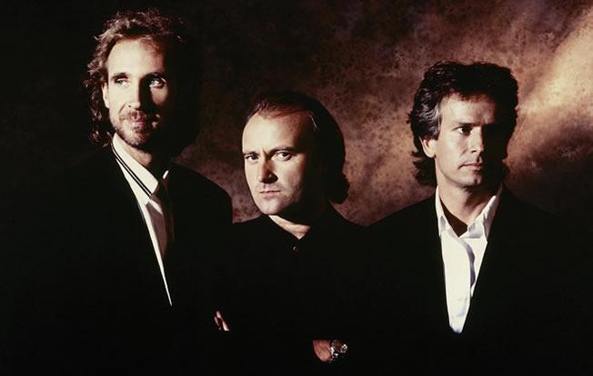 Genesis in 1986