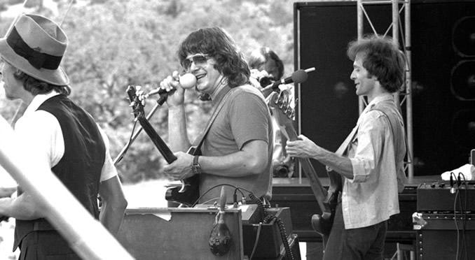 Steve Miller Band in 1970s